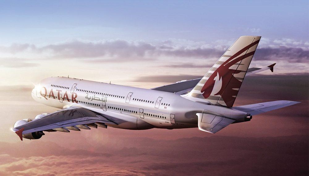Qatar Airways starts rerouting flights through Saudi airspace
